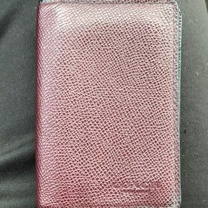 Brand new coach card wallet